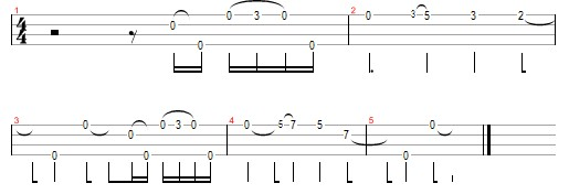 Layla Eric Clapton ukulele riff