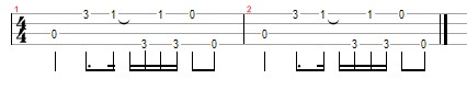 girls aloud love machine ukulele tab