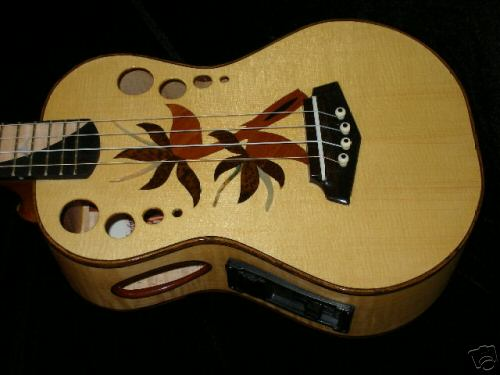 Christmas Gifts For Ukulele Players Patterned Ukes