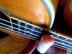 harmonics on ukulele