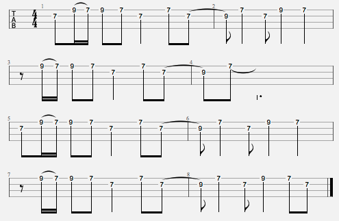 Mandolin mandolin chords to losing my religion : REM – Five Riffs