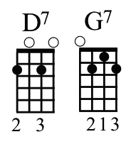 No Hassle Chord Changes
