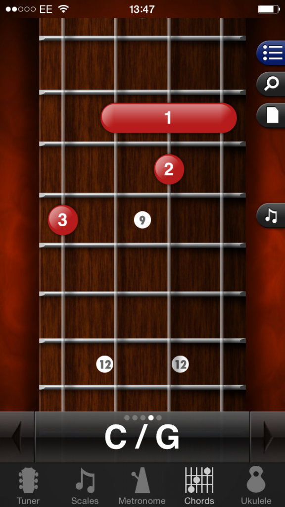 Ios Ukulele Chord Finder App Comparison