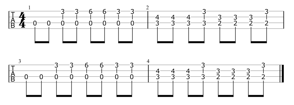 Five Halloween Riffs and Intros