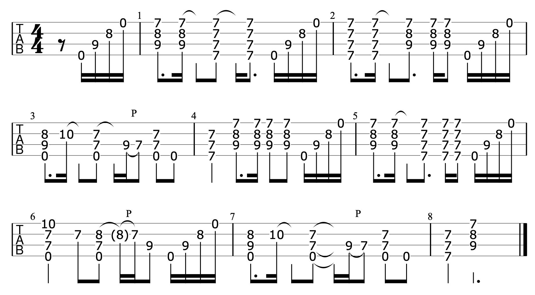 Chords song ukulele up theme DR. UKE