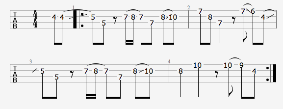 Ukulele ukulele tabs everything stays : Ukulele Hunt